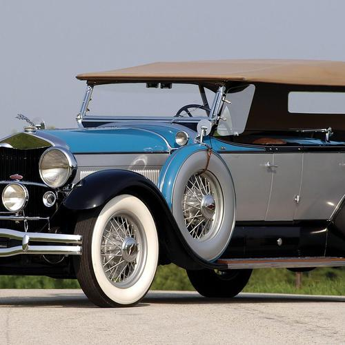 Download 1930 Lincoln Model L Phaeton High quality wallpaper