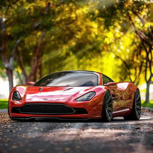 2013 Aston Martin DBC Concept wallpaper