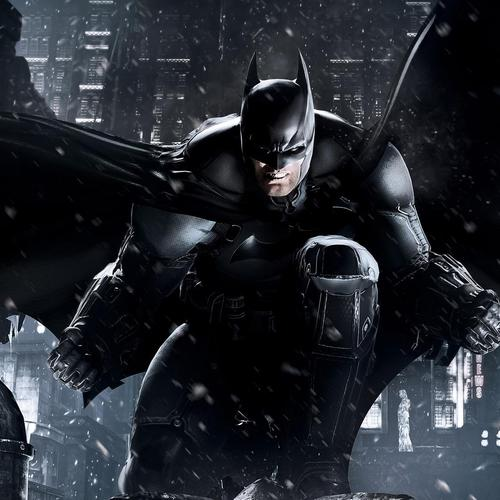 2013 Batman Arkham Origines jeu fonds d