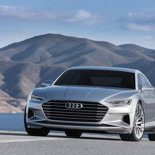 Download 2014 Audi Prologue Concept 4 High quality wallpaper