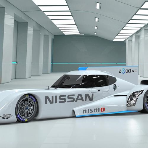 2014 Nissan ZEOD RC 2 fonds d