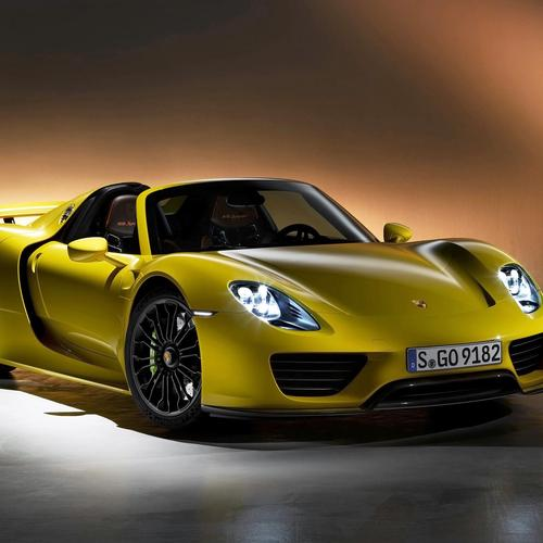 2014 Porsche 918 Spyder wallpaper