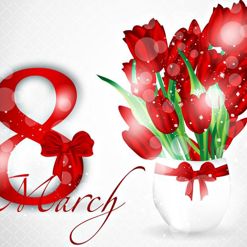 8 March Women day celebrations wallpaper