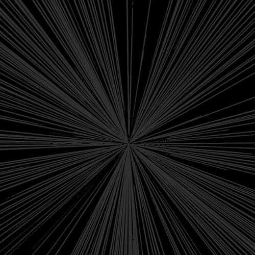 action lines pattern black