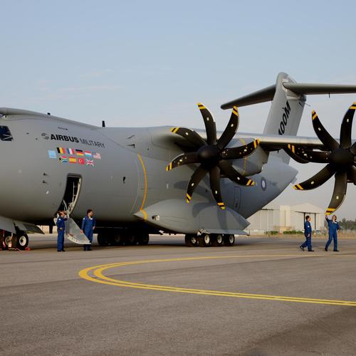 Airbus A400 M Roll Out wallpaper