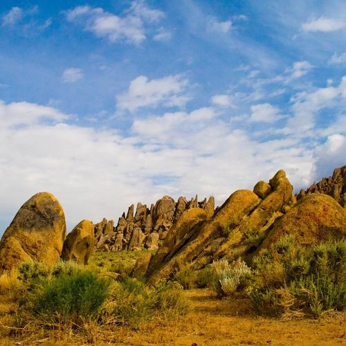Alabama Hills tapeta