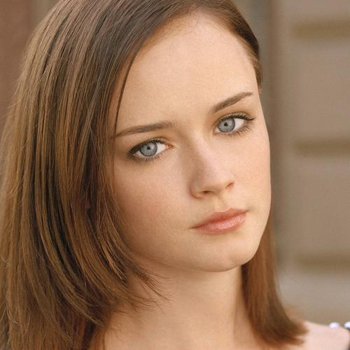 Alexis Bledel portrait photo