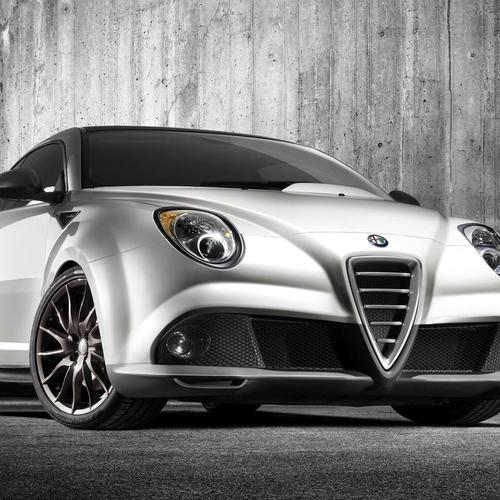 Alfa Romeo Mito Gta wallpaper