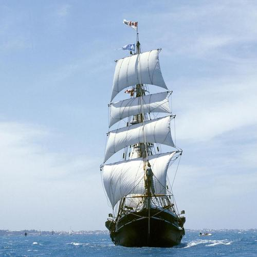 All Sails Above wallpaper