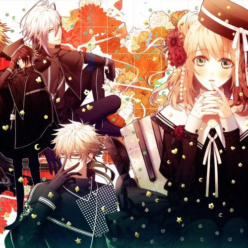 Amnesia anime wallpaper