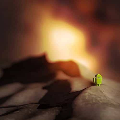 android campfire toy
