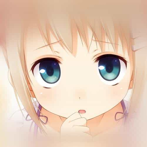 anime loli baby girl pink cute