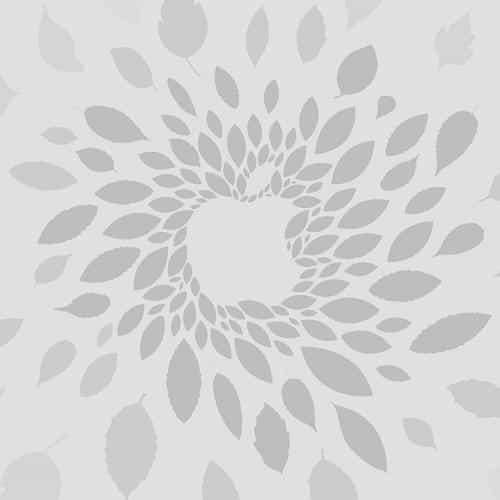apple store leafs art pattern bw