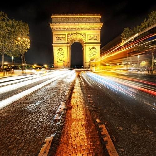 Arc de Triomphe wallpaper
