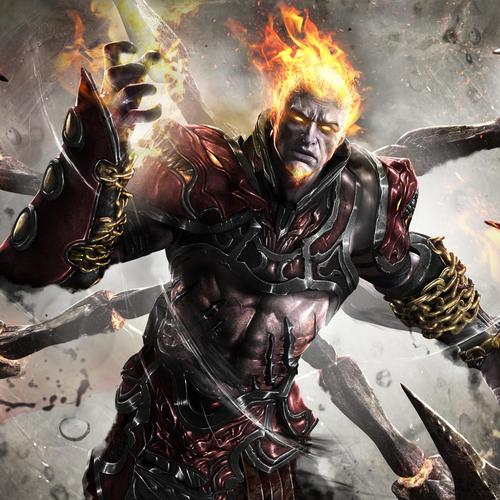 Ares In God Of War Ascension
