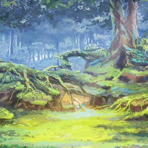 arseniy chebynkin nature illustration art