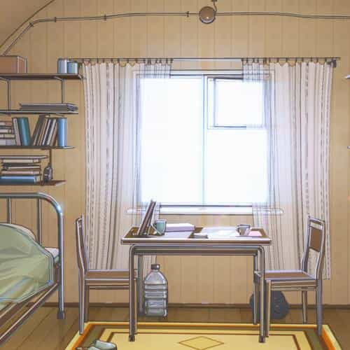 arseniy chebynkin room illustration art