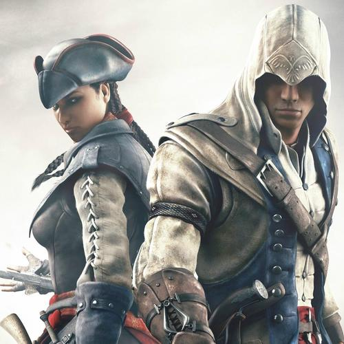 Assasins Creed Liberation ταπετσαρία