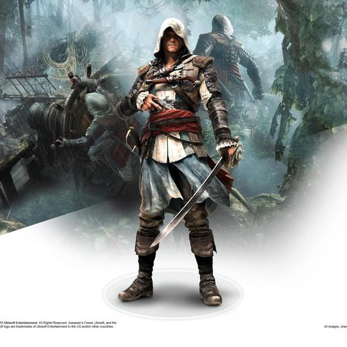 Assassins Creed IV black flag game wallpaper