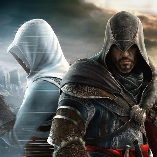 Assassins Creed Revelations tapet
