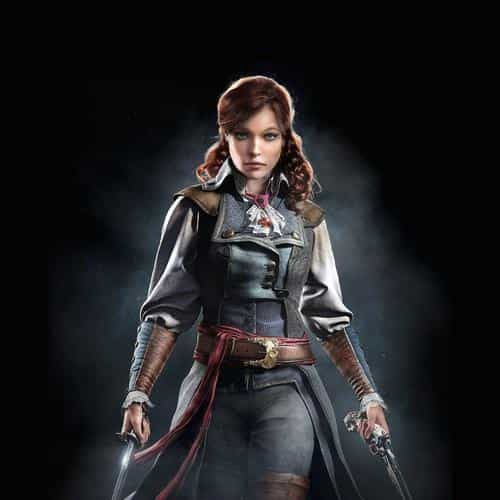 assassins creed unity elise game