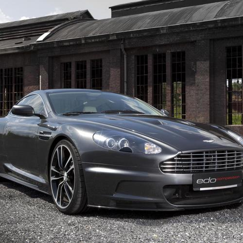 Aston martin DBS 2010 wallpaper