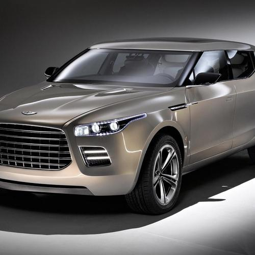 Aston Martin Lagonda Suv 2012 wallpaper