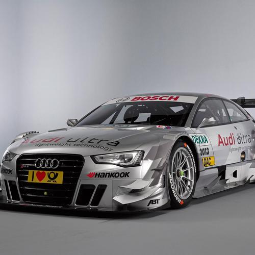 Audi Rs5 Coupe Dtm 2013 wallpaper