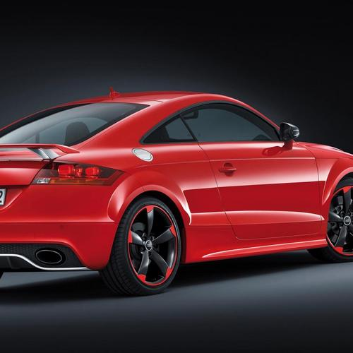 Audi Tt Rs Rear Plus wallpaper
