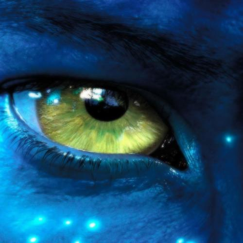 Avatar eyes wallpaper