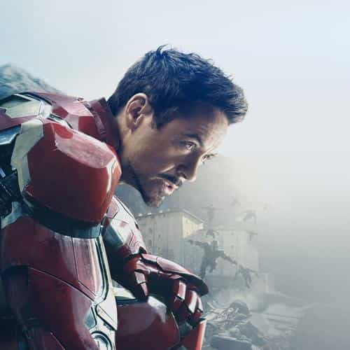 avengers age of ultron ironman hero art