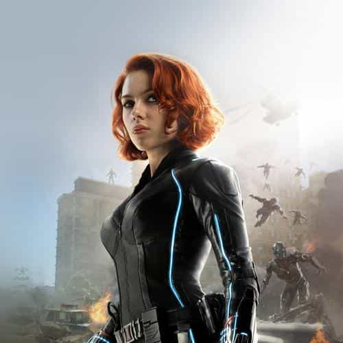 avengers age of ultron scarlett johansson black widow