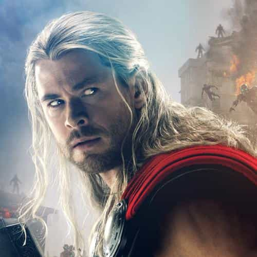 avengers age of ultron thor chris hemsworth