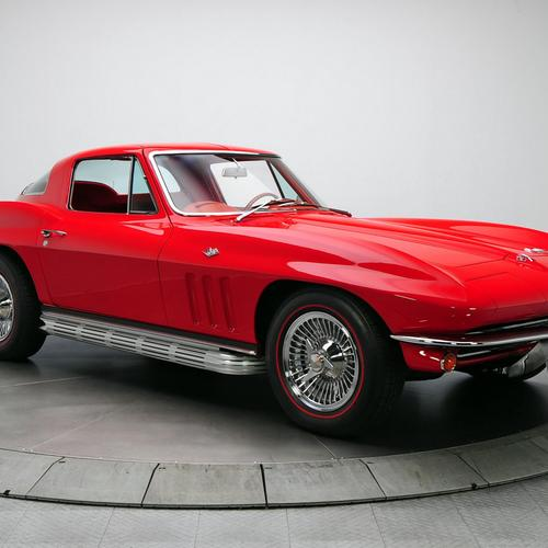 Impressionnant rouge Stingray fonds d