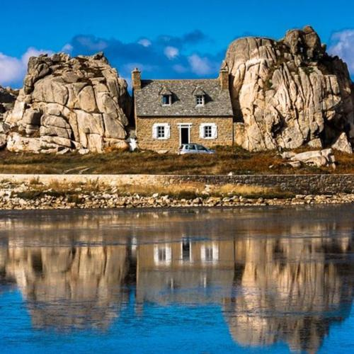 Awesome rock house