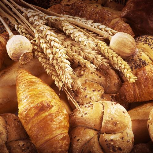 Bakery breads wallpaper