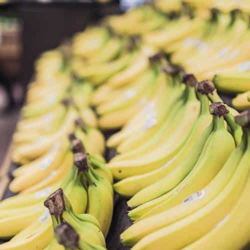 banana party shop food city life fruit yellow
