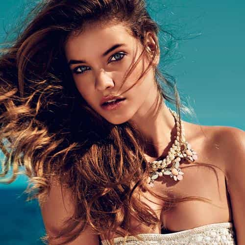 barbara palvin summer model sea