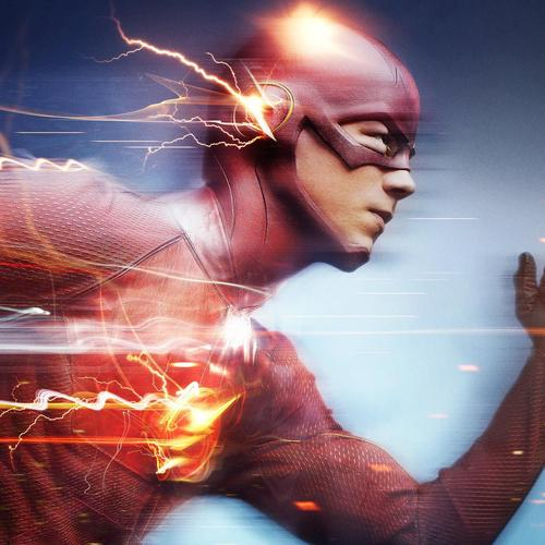 Barry Allen Le Flash fonds d