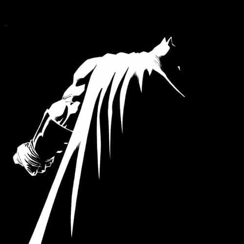 batman simple dark art minimal