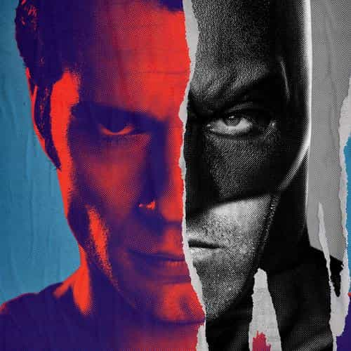 batman vs superman poster art film comics