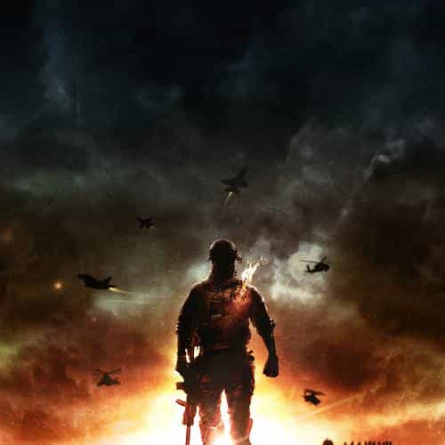 battlefield 4 lonely game art