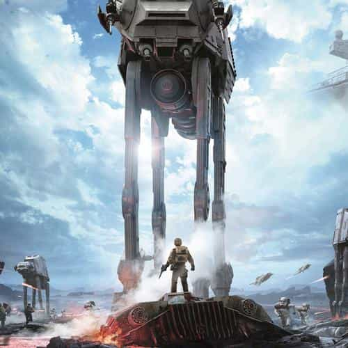 battlefront 3 game nerd awesome art illust