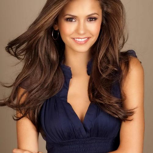 Beautiful Nina Dobrev wallpaper