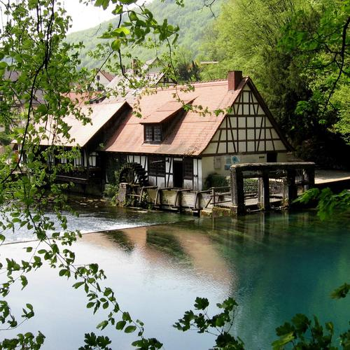 Beautiful Old Mill
