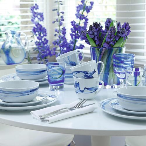 Beautiful table decoration wallpaper