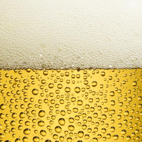 Beer bubbles wallpaper