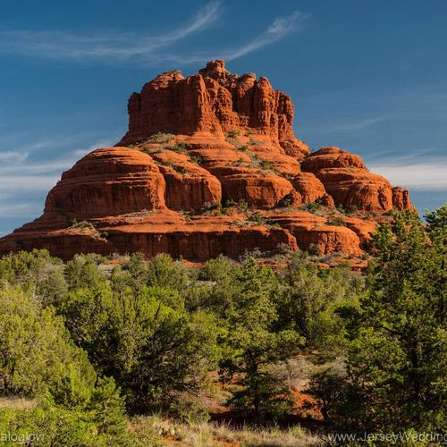 Bell rock in Sedona wallpaper