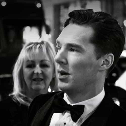 benedict cumberbatch film face