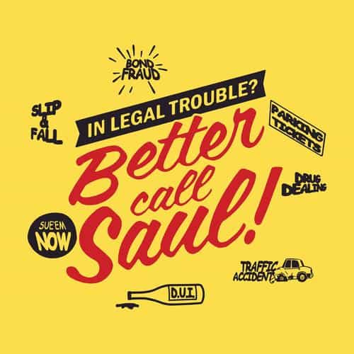 better call saul drama film illustration art